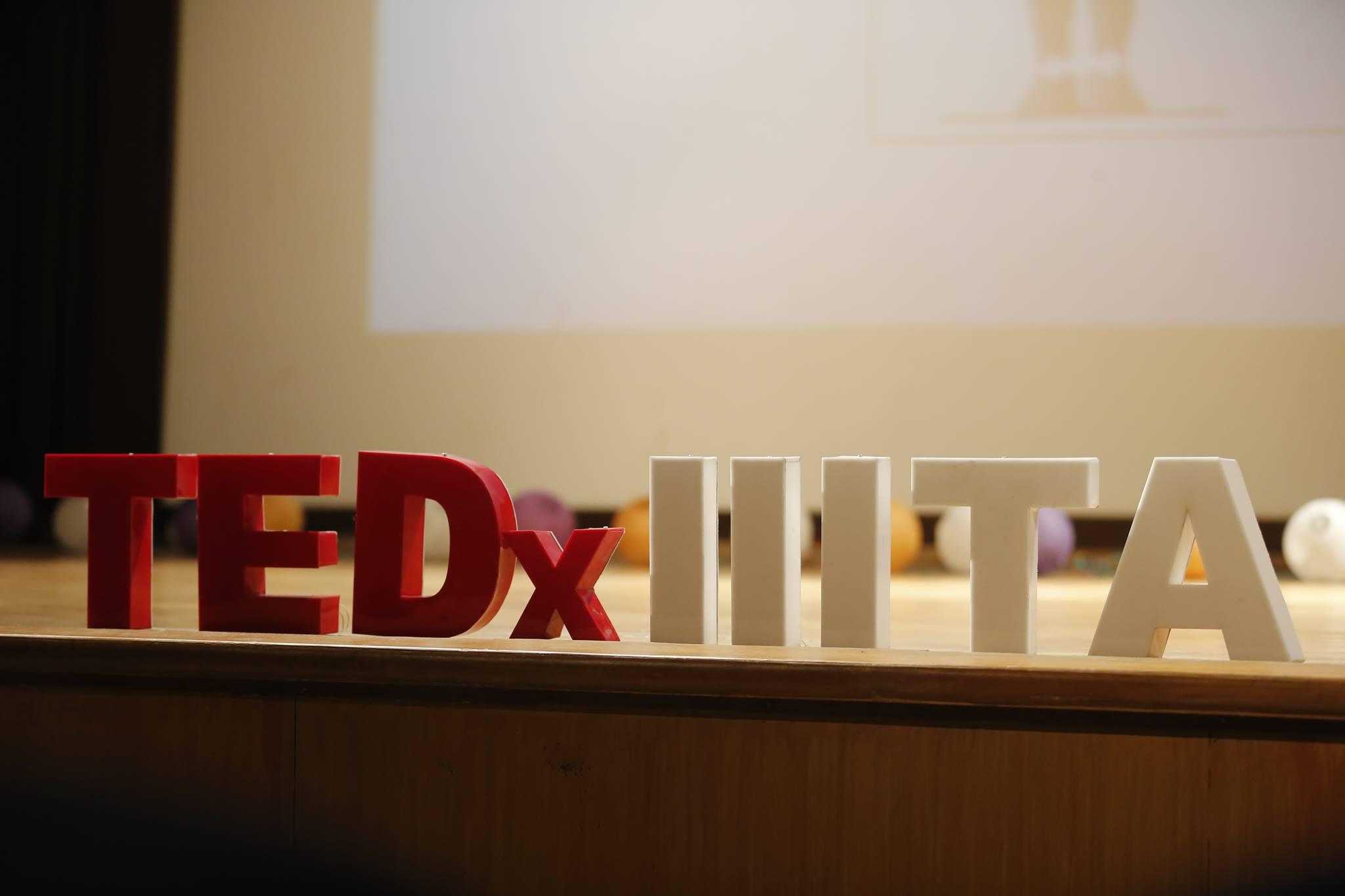 TEDxIIITA